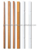 Beatiful Hardwood Baluster Spindles for indoor Stair Building