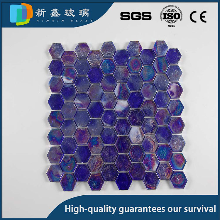mirror glass mosaic for swimming pool tile