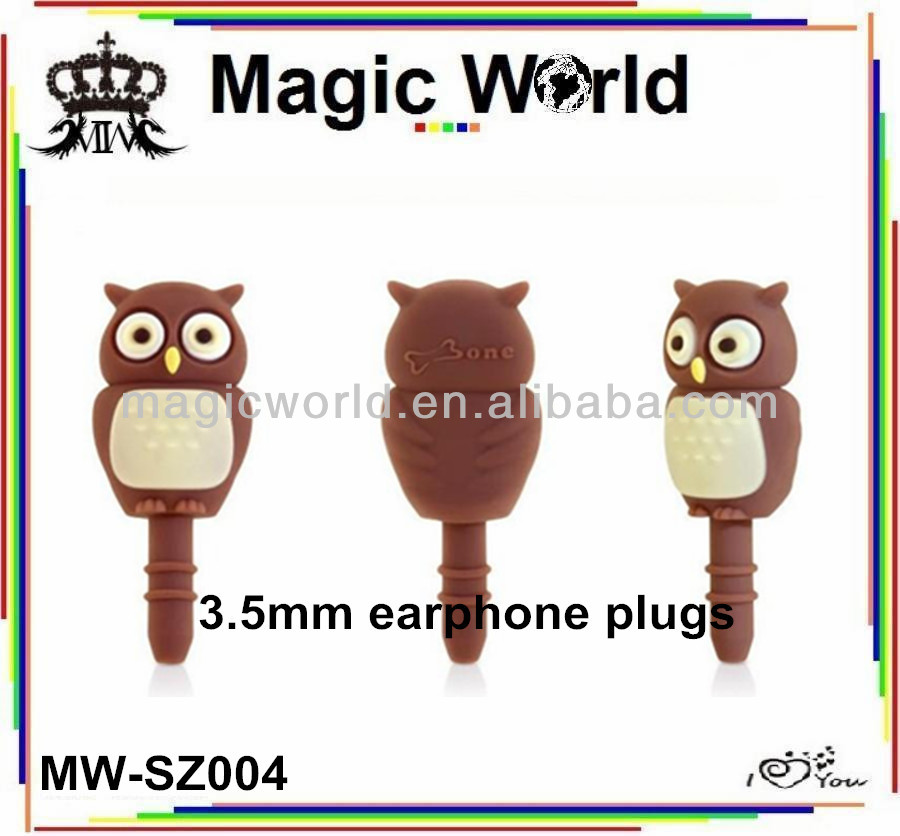 Cute cell phone wholesale accessories dust plug