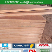 ISO IICL Shipping Container Spare Parts , 28mm container flooring marine plywood