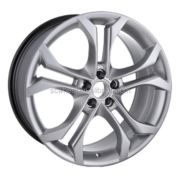 17 18inch replica alloy car rims te37 wheels from maiker SCR