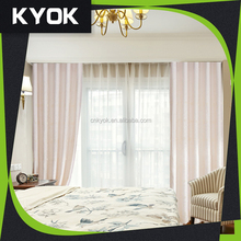 Elegant design ready made blackout curtains