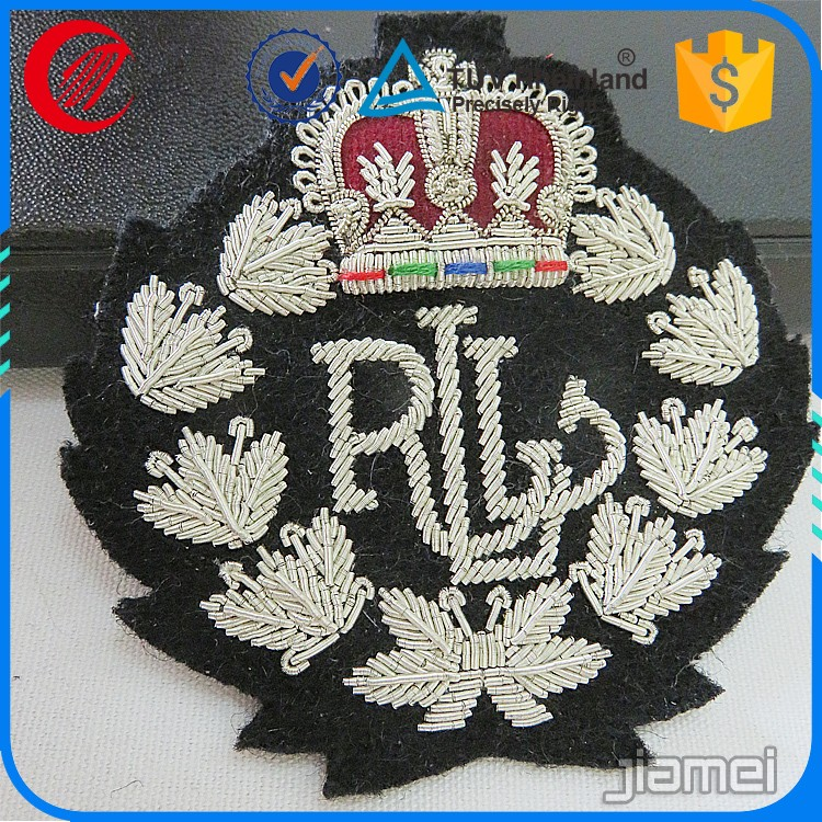 Cheap custom military cap badge, pakistan cap badge