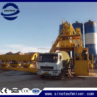 high quality ready mixed portable cement concrete batching batch plants for sale
