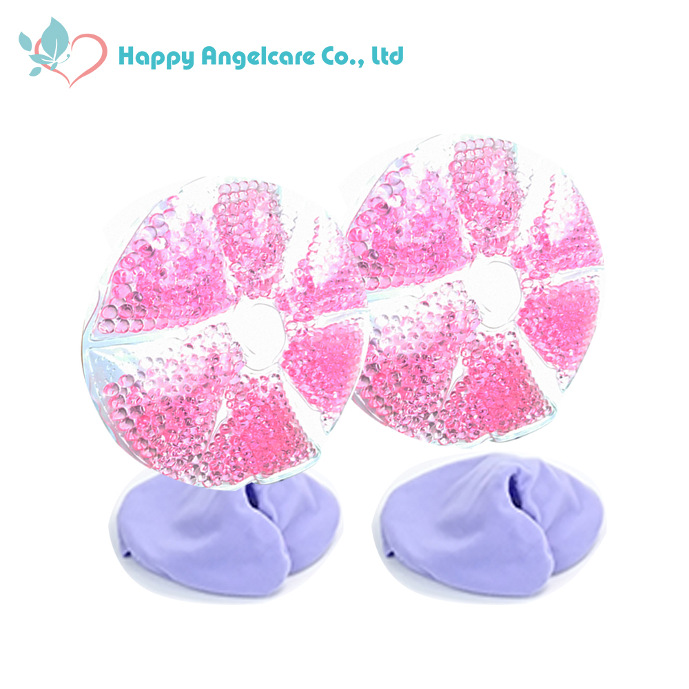 breastfeeding bra hot bag for pain relief gel bead hot cold pack