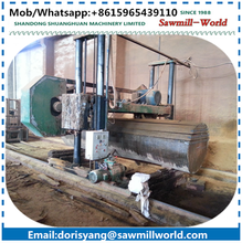 Multifunctional woodworking machine,large horizontal band saw,wood band saw made in China