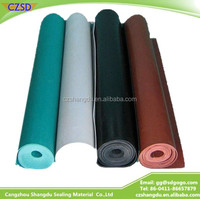 SD coloured neoprene sheets rubber hard sheet for shoe sole