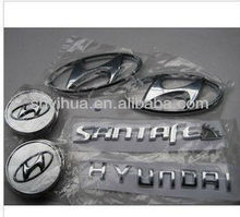 Car logo and emblem sports car decoration sticker
