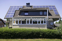 Hot Sale High Efficiency poly PV 280w industrial solar panel support