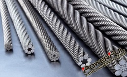 Galvanised for Crane Flexible with swaged Nylon Coated Wire Rope Shop with Prices with Accessories