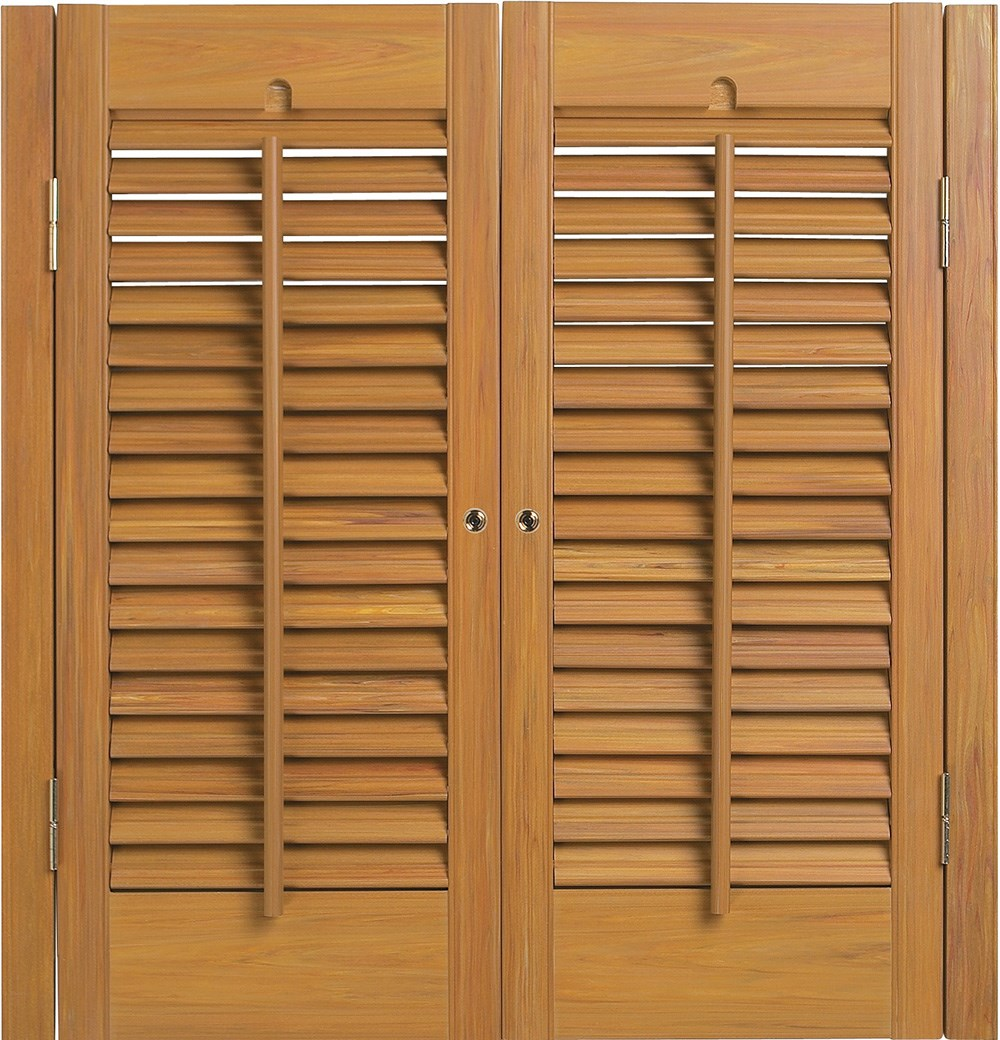 fixed louver interior painting pvc shutters