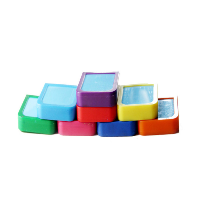 Disposable Instant Hair Color Chalk Comb Hair dye Hair Color Cream for Party Fans Cosplay