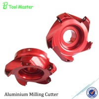 CNC D50mm-D200mm Lightweight Aluminum Face Mill Cutter