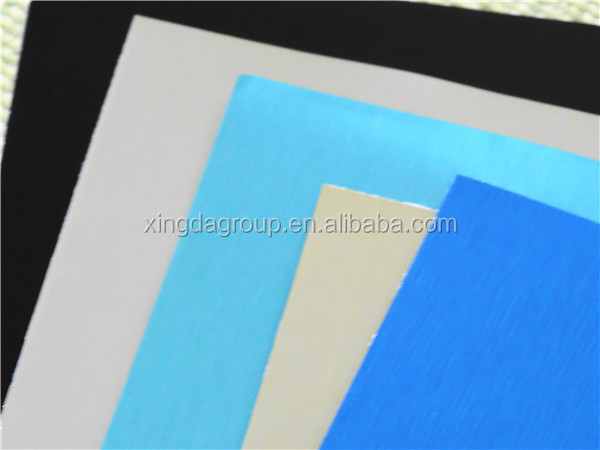 Brushed Aluminum composite panel/Cladding wall sheet Decoration/Linyi manufacture