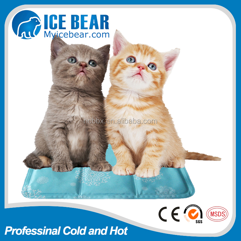 waterproof cooling cushion PCM pad pet cooling PCM mat for cat dog
