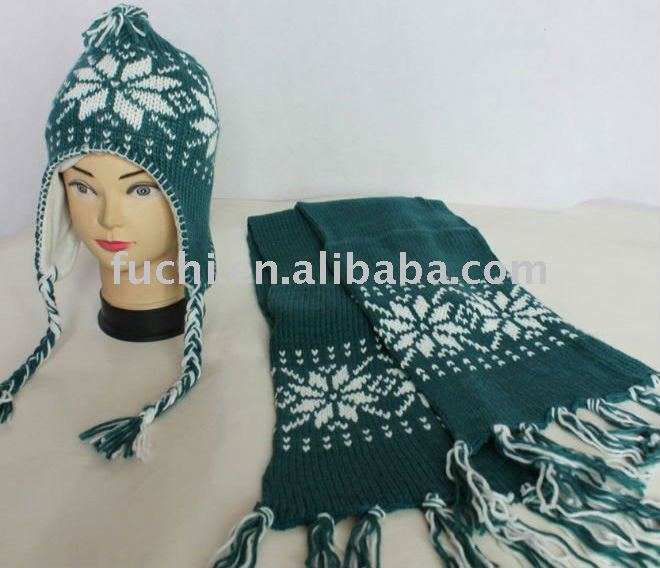 winter Scarf 2011 hot sales with customize logo