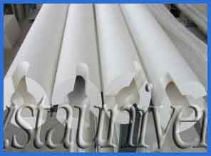factory price/high temperature kiln roller ceramic roller