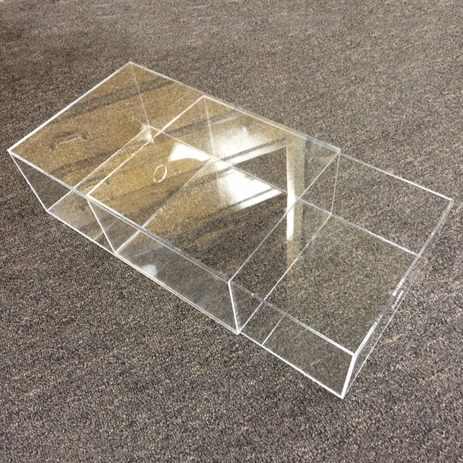 Acrylic Shoe Boxes : List manufacturers of sneaker box buy get