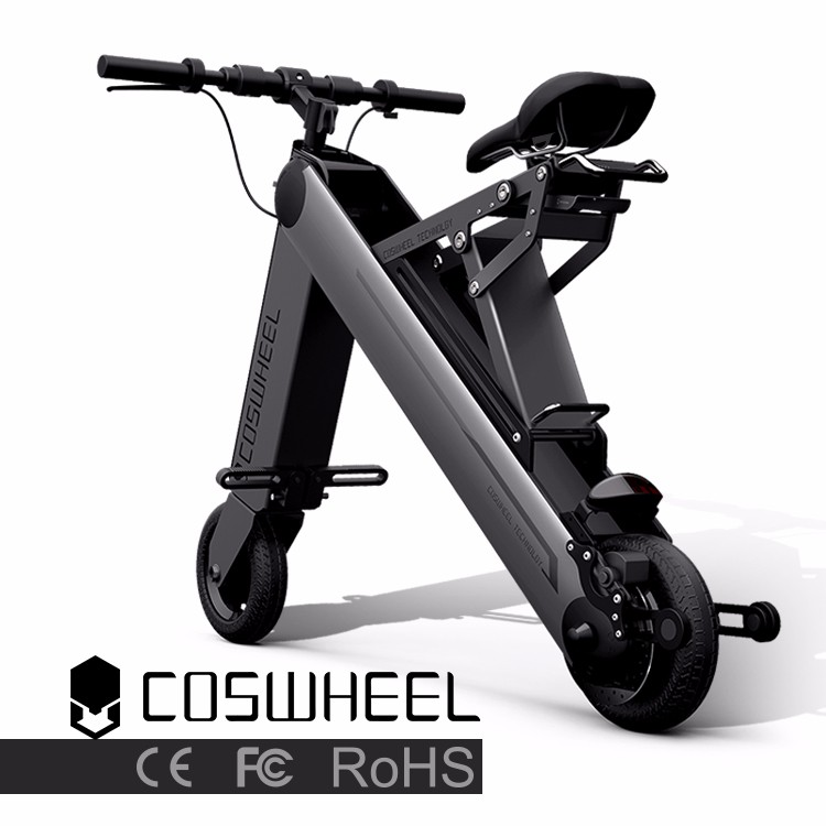 Newest fashion Electric Foldable Scooter new arrival bicycle electric shenzhen