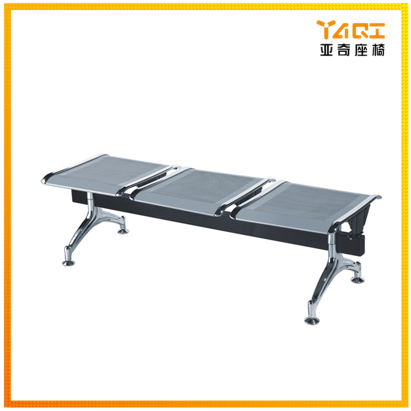 Stainless steel chair airport bench seating(YA-29)