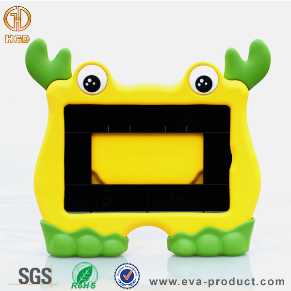 2015 New Products Children Proof Durable EVA Tablet Cover Case For Ipad Mini