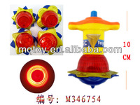 Fashional spin top with light spin top for kids spin top toy