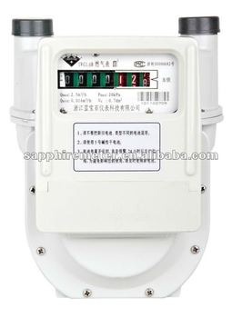 Sapphire Direct Reading Smart Gas Meter