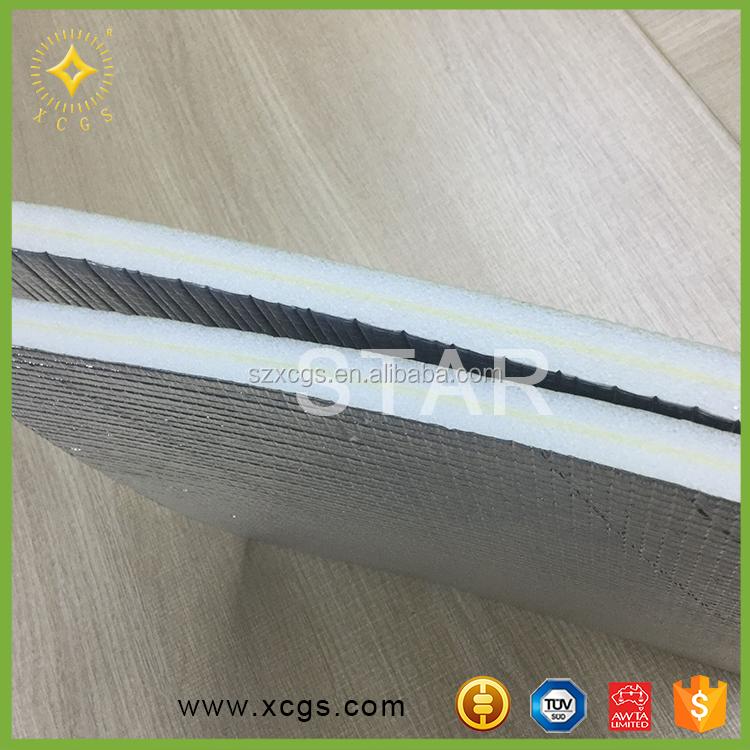 f brica de papel de aluminio adhesivo de poliisocianurato