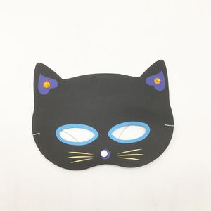 New design paper cat mask for party wholesale