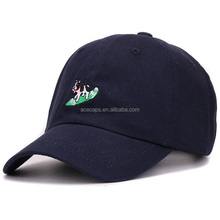 Vintage curved embroidery cute animals baseball caps casual dad hat strap back 6 panel cotton hip hop cap hat for men women