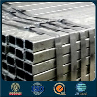 ERW Pre Galvanised Steel PIpes/f Galvanized Rectangular Steel Tubes Pre Galvanised Tubes Hot Selling