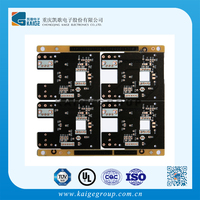 China high quality Single-Sided Mouse PCB for high frequency inverter pcb manufacturer