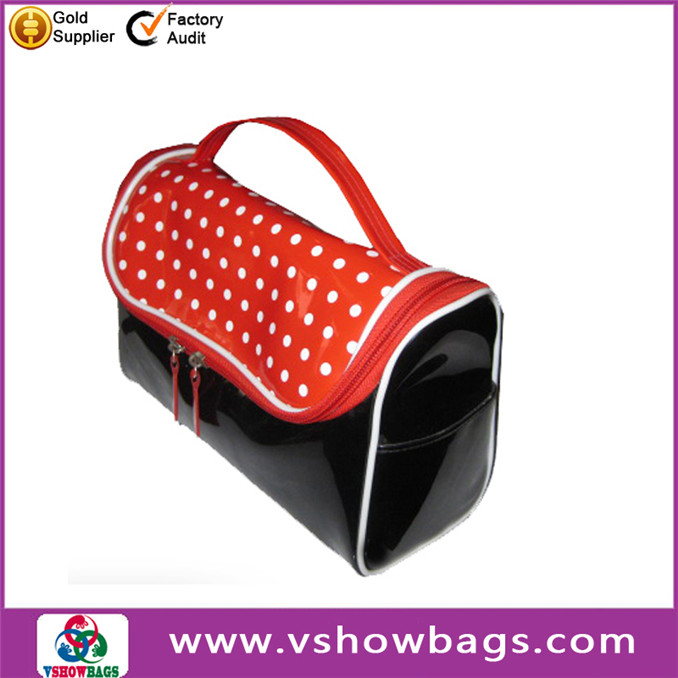 hot sale cute promotional cosmetic bag toilet cosmetic bag sets