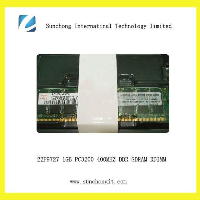 22P9727 high quality ddr 1gb sdram laptop ram memory
