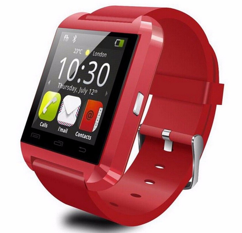 u8 smart watch gooky Smartwatch for iPhone Android IOS Windows Phone Wear Smartphone Digital watch Wearable Devices