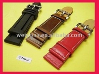 hot-selling quartz leather watch band with cover for promotion WB-051339