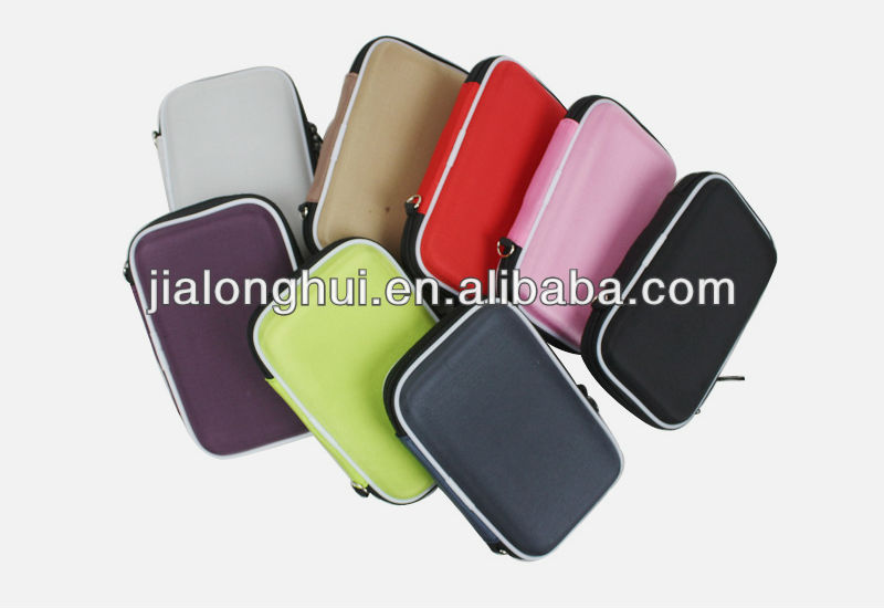 Hot selling hard Hard disk drive/eva HDD bag/HDD case