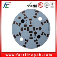 Aluminum core pcb circuit board with customized design