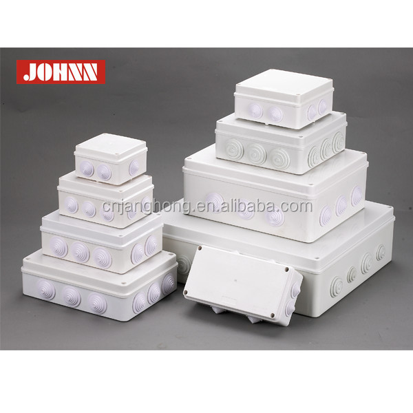 JK Series Grey Outdoor Electrical Enclosures
