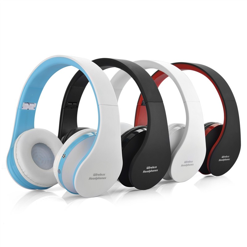 New arrival! ALD06 Long working stereo bluetooth foldable headphone