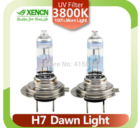 XENCN parking h7 55W 100w 12V 3800K X-treme Vision Super Bright Second Generation Car Headlights UV Glass Halogen Off road Bulbs
