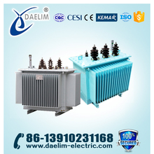 20kv 500kva Electric Distribution Power Transformer with Price for Sale
