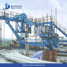 High quality and professional concrete bridge building project construction formwork traveler