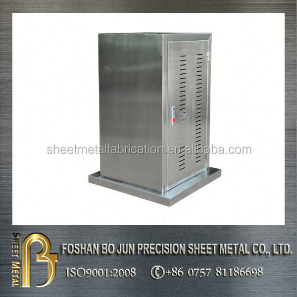 china manufacturing company good selling floor tied SUS distribution box product with high quality
