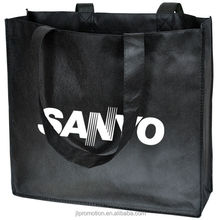 Non woven 75 gram polypropylene Colored Oversized Tote Bag with Self-material handles/shoulder straps