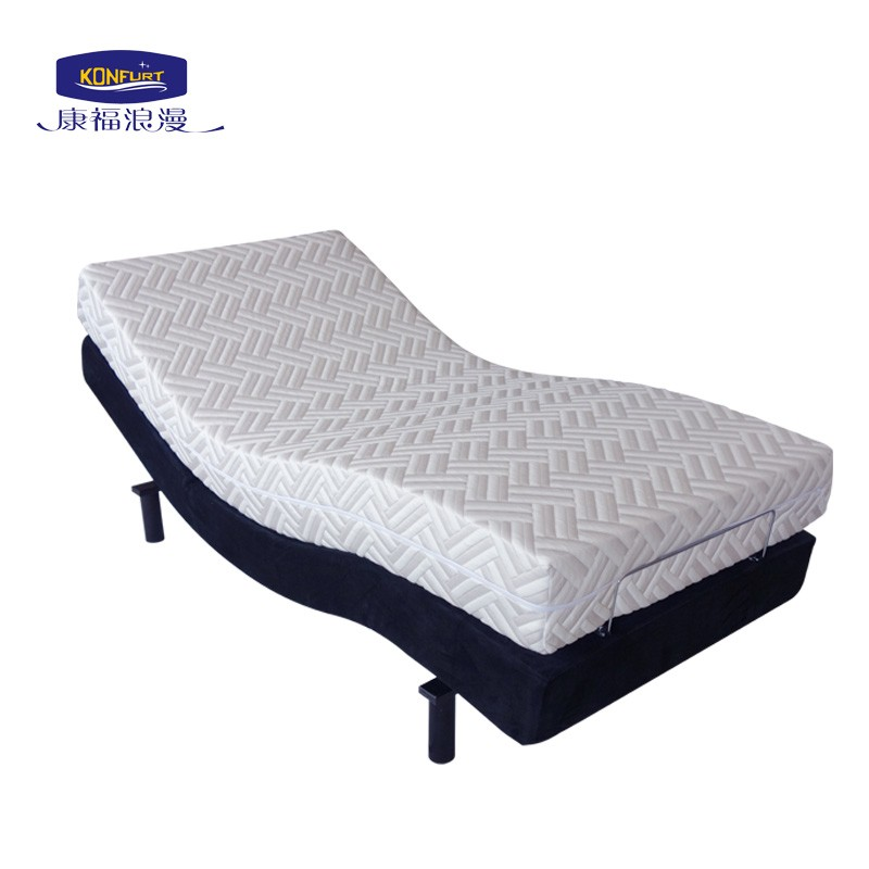 2016 Top Sale Electric Adjustable Beds With Massage