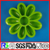 good quality factory price flower shaped silicone cake mould