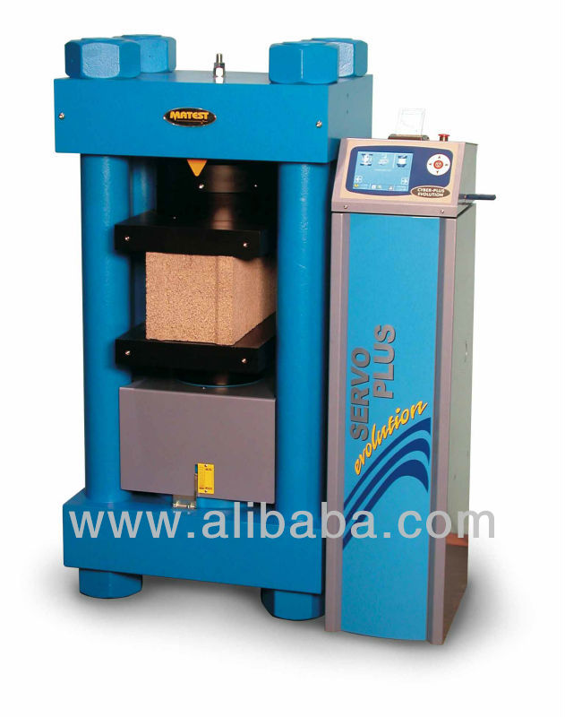 Concrete Compression Testing Machine for Blocks, High-Stability, Automatic/ Semi-Automatic, 2000/3000 kN
