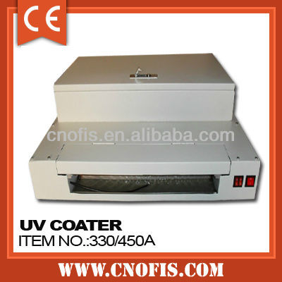 OFIS 330/450 DESKTOP UV COATING MACHINE