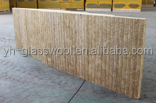 cheap cutting fire mineral rock wool insulation board with resin